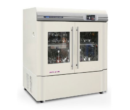 ZWYR-2112B立式(双层)彩屏大型全温振荡器(摇床)