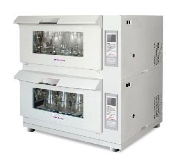 ZWYR-D2402彩屏二单元叠加全温振荡器(摇床)