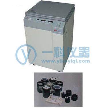LXJ-IIB低速大容量多管离心机变频电机电脑控制