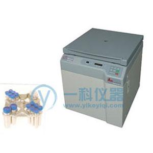 TDL-40B-II低速台式大容量多管离心机变频电机电脑控制