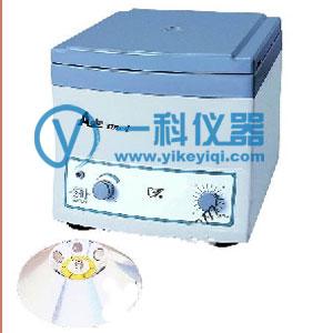 TDL-4C低速台式离心机 变频电机电脑控制