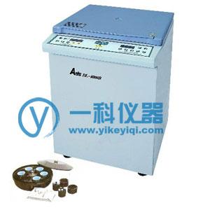 DL-4000C低速冷冻大容量离心机       变频电机电脑控制整机全不锈钢