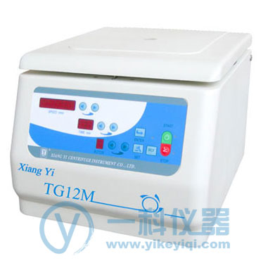 TG12M毛细管血液离心机