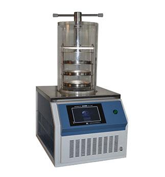 Scientz-10N压盖型立式冷冻干燥机