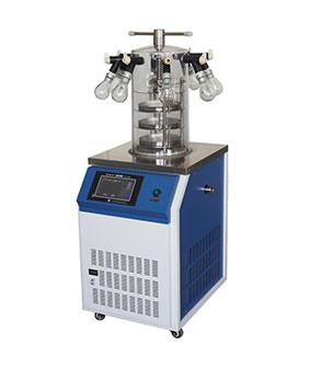 Scientz-12N多歧管压盖型立式冷冻干燥机