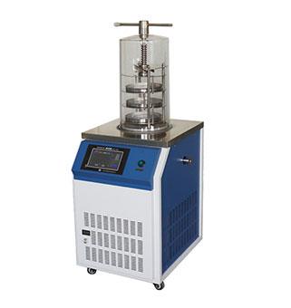 Scientz-12ND压盖型台式冷冻干燥机