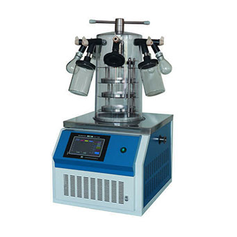 Scientz-10ND多歧管压盖型台式冷冻干燥机