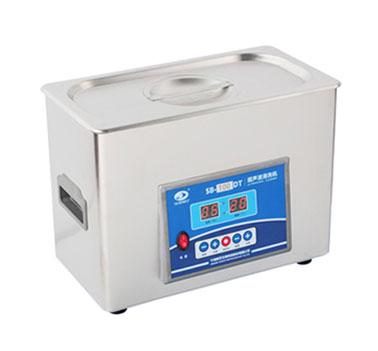 SB-120DT 3L温度可调加热超声波清洗机