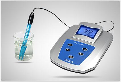 PHS-2C实验室pH计