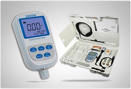 SX731型pH/ORP/电导率测量仪