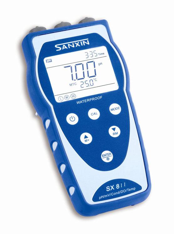 SX813型電導率儀