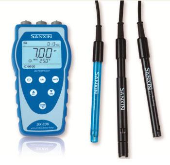 SX836型pH/电导率/溶解氧仪