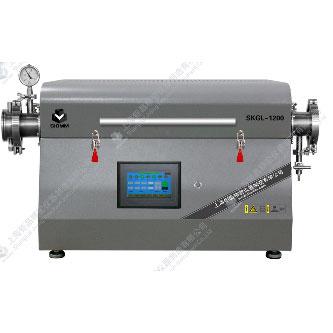 SKGL-1200M1200℃小型开启式管式炉