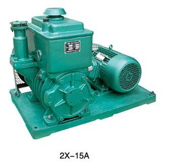 2X-15A三相皮带式真空泵