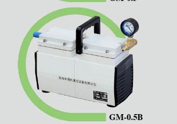 GM-0.5B负压无油隔膜真空泵