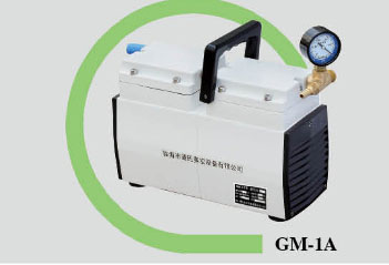 GM-1A正负压两用型无油隔膜真空泵