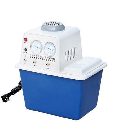 SHZ-III工程塑料循环水真空泵