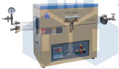 OTF-1200X-50 1200℃开启式管式炉