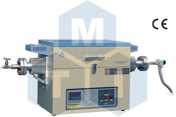 OTF-1200X-60HV 800℃高真空开启式管式炉