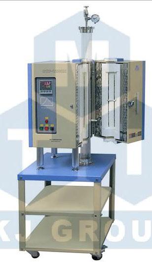 OTF-1200X-80-VT 1200℃開啟式立式管式爐