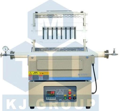 OTF-1500X 1500℃单温区开启式管式炉