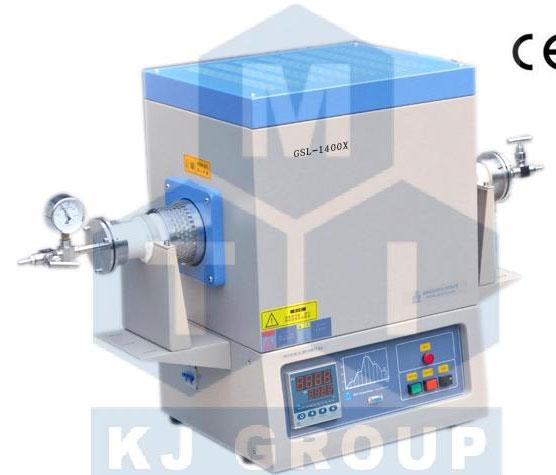 GSL-1400X 1400℃小型管式炉