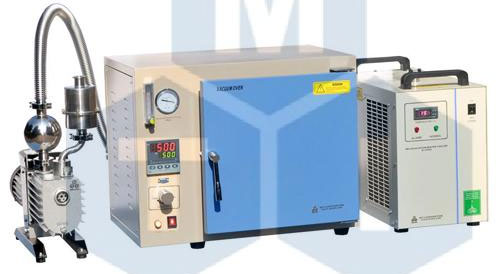 DZF-6020-HT 500℃真空烘箱(带浮子流量计)