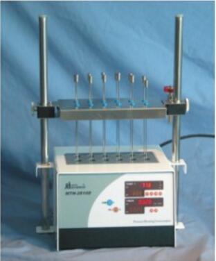 MTN-2810D(8-12孔)(上限300℃)氮吹濃縮裝置