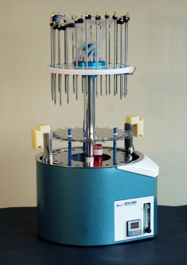 MTN-5800 (24孔) (手動)氮吹濃縮裝置