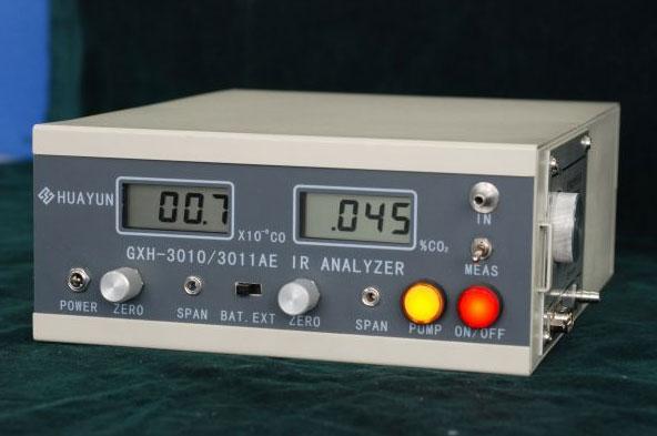 GXH-3010/3011AE CO/CO2二合一分析仪