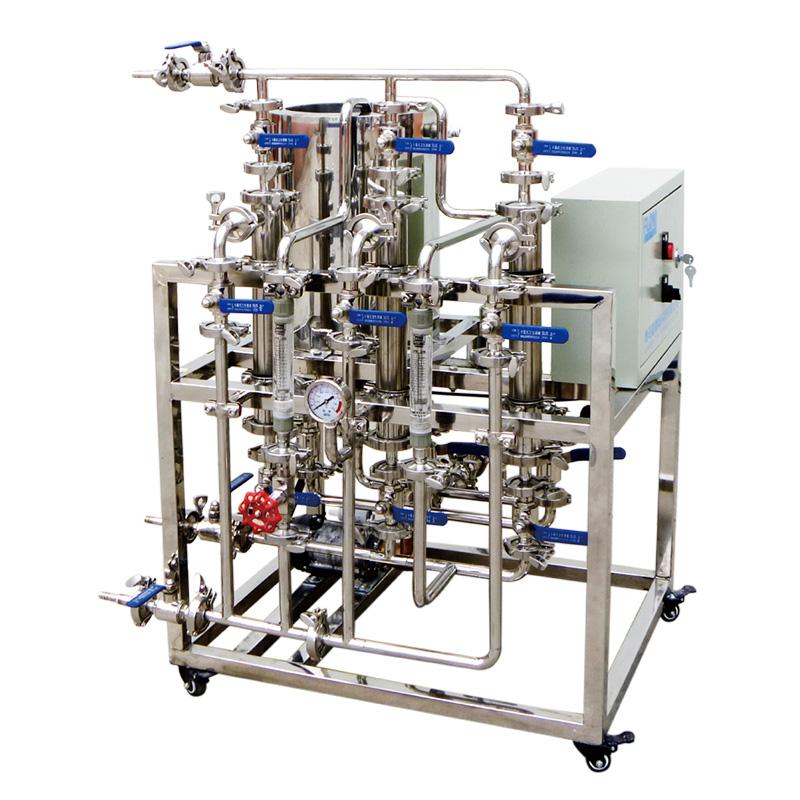 FLOM—实验室超滤/纳滤/反渗透卷式膜分离系统
