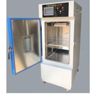 500W直管中压汞灯紫外线辐照试验箱