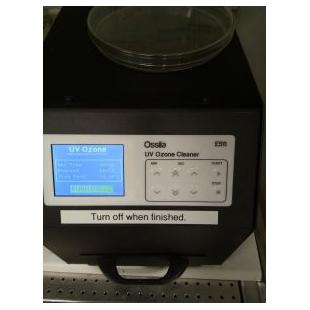 英国OSSILA紫外臭氧清洗机E511
