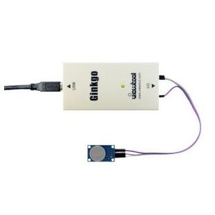 深圳纬图Ginkgo USB-SPI适配器+MQ6丙烷丁烷液化气检测模块