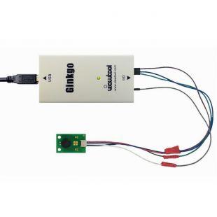 纬图Ginkgo USB-I2C适配器+HTF3223LF温湿度
