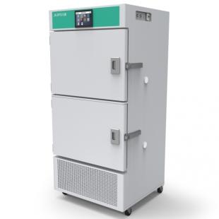 九圃标准双腔体500L可移动式植物培养箱
