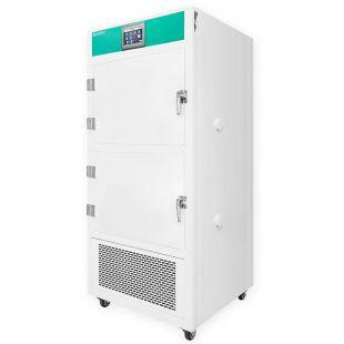 九圃500L可移动式双腔体植物培养箱BPC500DH