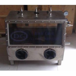 北京东工双面操作型亚克力有机玻璃,304不锈钢手套箱(操作箱)