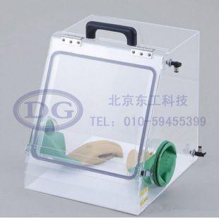 北京东工迷你紧凑型手套箱、两侧开洞型手套箱