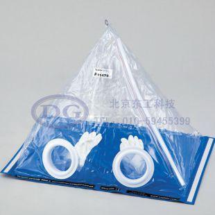 北京东工简易经济型生物防护手套箱