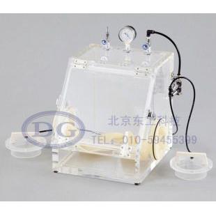 北京东工全丙烯酸树脂(亚克力、有机玻璃)两侧开洞型真空手套箱