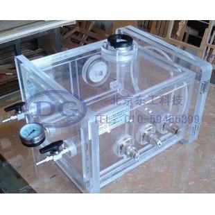 北京东工小型高压电源实验亚克力有机玻璃操作箱,防护箱