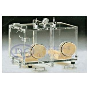 北京东工有机玻璃低温制冷手套箱(操作箱订制)
