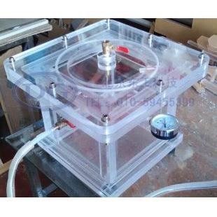 北京东工灌装型亚克力有机玻璃真空箱