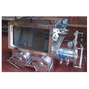 北京东工销售定做生产锂电池,装配封装专用手套箱,操作箱