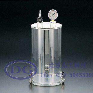 北京东工有机玻璃圆柱型真空干燥箱