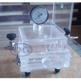 北京东工抽屉型气体置换有机玻璃箱