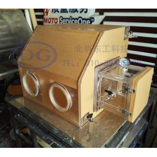 北京东工亚克力有机玻璃无尘防尘操作箱,保护箱定做