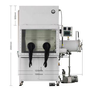 北京東工KTY高潔凈度制藥鋰電專用手套箱