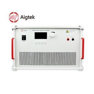 Aigtek功放新增波形显示功能ATA-4052